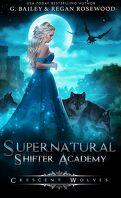 Supernatural Shifter Academy, Tome 1 : Crescent Wolves
