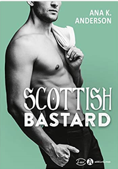 Couverture du livre : Scottish Bastard