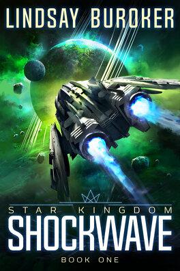 Couverture du livre : Star Kingdom, Tome 1 : Shockwave