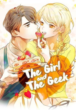 Couverture du livre : The girl and the geek - Deokhuui Yeoja