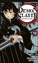 Demon Slayer, Tome 12
