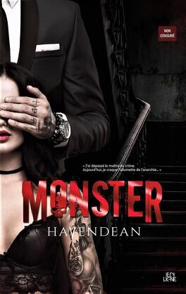 Couverture du livre : Monster