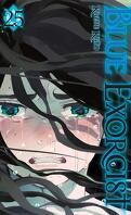 Blue Exorcist, Tome 25
