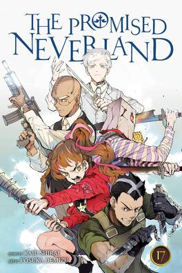 Couverture du livre : The Promised Neverland, Tome 17