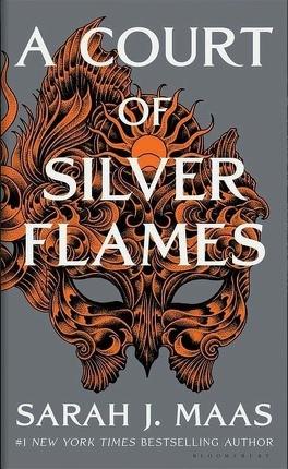 Couverture du livre : A Court of Silver Flames