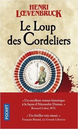 Couverture du livre : Le Loup des cordeliers