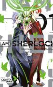 Moi, Sherlock, Tome 1