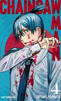 Chainsaw Man, Tome 4