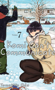 Komi-san can't communicate, Tome 7