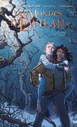 Les Mondes d'Ewilan (BD), Tome 1 : La Forêt des captifs
