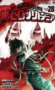 My Hero Academia, Tome 28