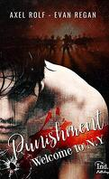 Punishment, Tome 1 : Welcome to N.Y.