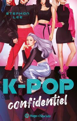 Couverture du livre : K-Pop confidentiel