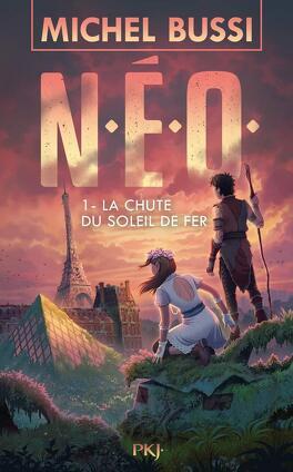 Couverture du livre : N. E. O., Tome 1 : La Chute du soleil de fer