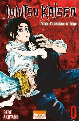 Couverture du livre : Jujutsu Kaisen, Tome 0