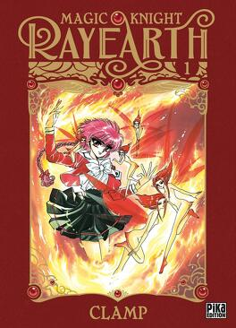Couverture du livre : Magic Knight Rayearth, tome 1