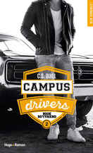Campus Drivers, Tome 2 : Book Boyfriend