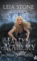 Fallen Academy, Tome 2 : Deuxième année