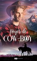 Les Cow-boys, Tome 3 : Foyer de cow-boy