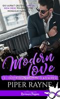 Modern Love, Tome 3 : Folle d'un homme d'affaires