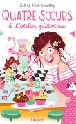 Quatre soeurs à l'atelier pâtisserie