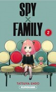 Spy×Family, Tome 2