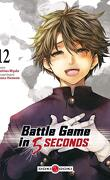 Battle Game in 5 Seconds, Tome 12