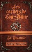 Les carnets de Lou-Anne T2 : La Questrice