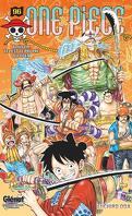 One Piece, Tome 96 : Bouillir, tel est le propre du Oden
