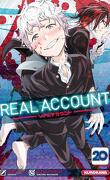Real Account, Tome 20