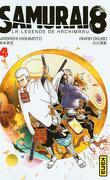 Samurai 8 : La Légende de Hachimaru, Tome 4