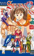 Seven Deadly Sins, Tome 40