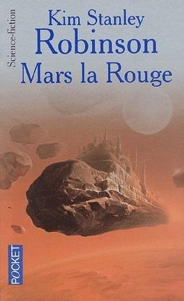 Couverture du livre : La Trilogie de Mars, tome 1 : Mars la Rouge