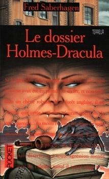 Couverture du livre : Le Dossier Holmes Dracula