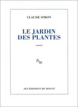 Couverture du livre : le jardin des plantes