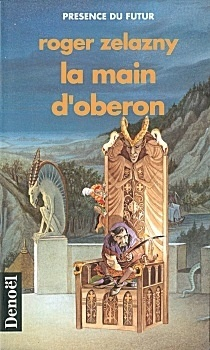 Couverture du livre : Le Cycle des Princes d'Ambre, Tome 4 : La Main d'Obéron