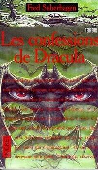 Couverture du livre : Les confessions de Dracula