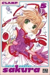 couverture Card Captor Sakura T5 & T6