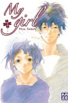couverture My girl, Tome 1