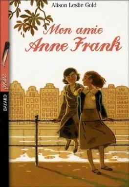 Couverture du livre : Mon amie Anne Frank