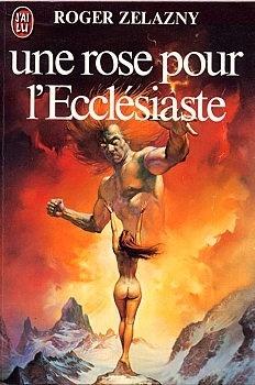 Couverture du livre : Une rose pour l'Ecclésiaste
