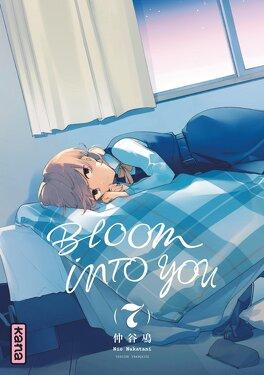 Couverture du livre : Bloom into you, Tome 7