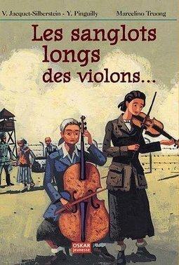 Couverture du livre : Les sanglots longs des violons...