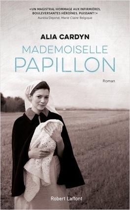Couverture du livre : Mademoiselle Papillon