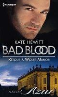 Scandaleux héritiers, Tome 8 : Retour à Wolfe Manor