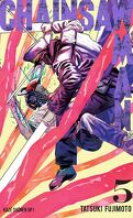 Chainsaw Man, Tome 5