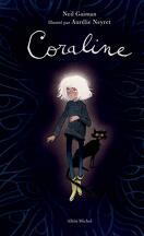 Coraline, édition illustrée