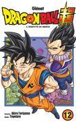 Dragon Ball Super, Tome 12 : L'Identité de Merus