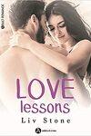 couverture Love lessons