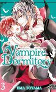 Vampire Dormitory, Tome 3